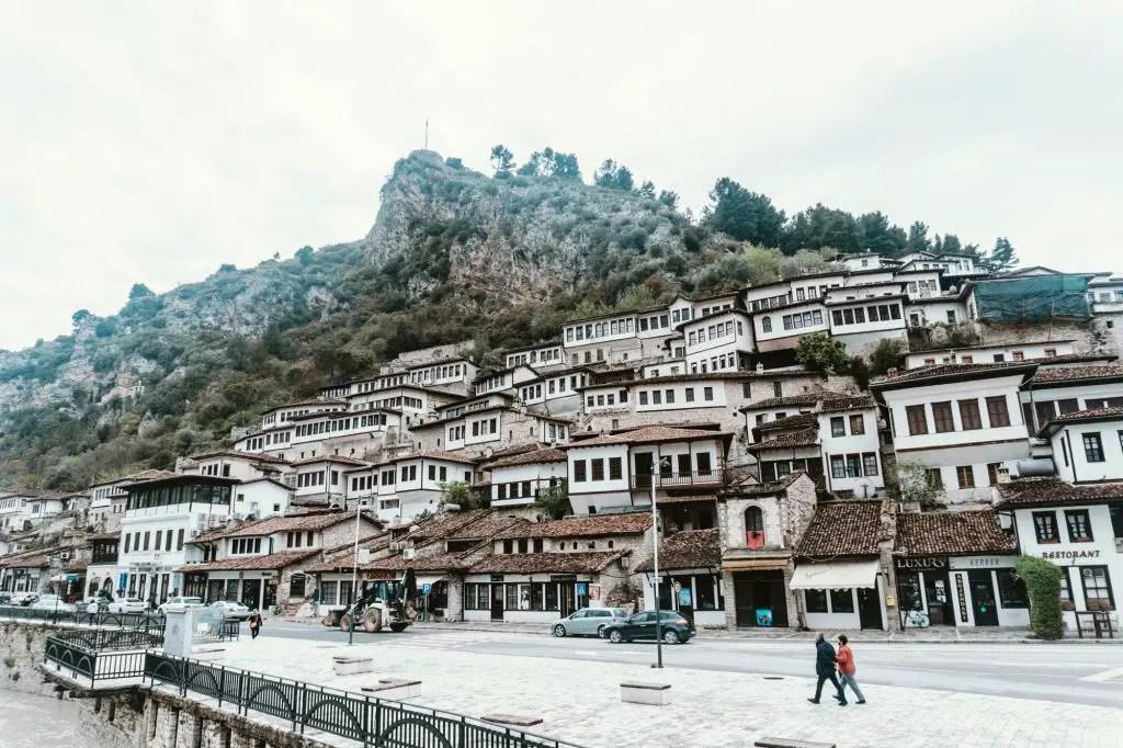 Berat Tirana
