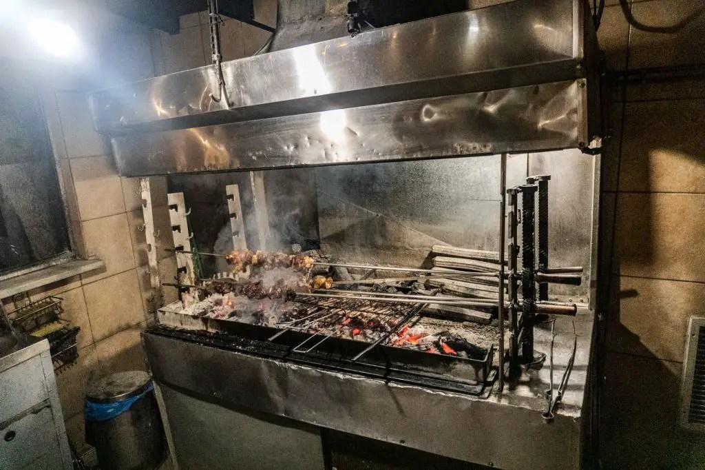 Skaros Taverna Meteora Greece