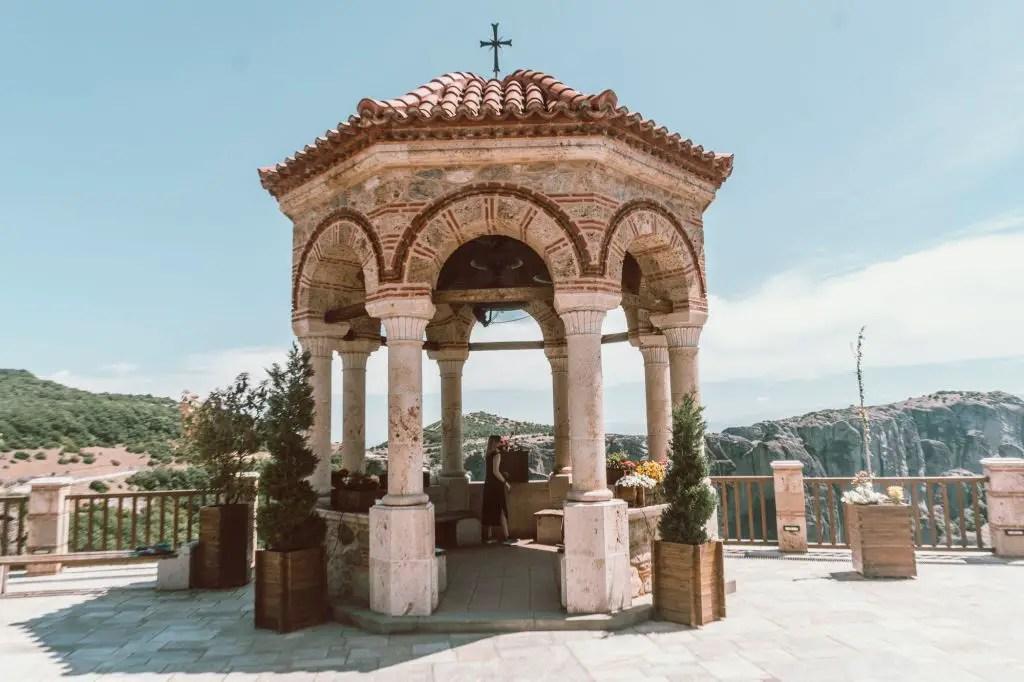 Varlaam MOnastery Meteora Greece