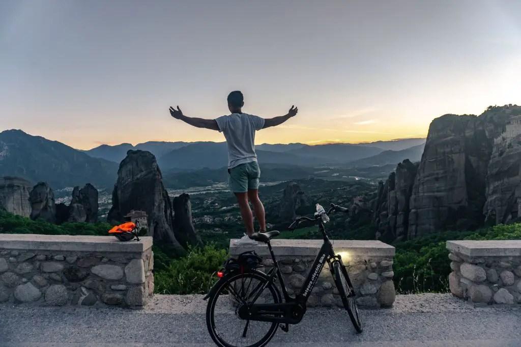 meteora bike tour