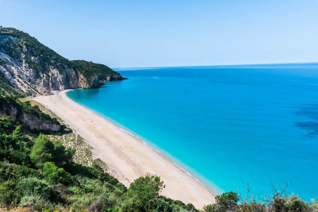 Mylos Beach Lefkada