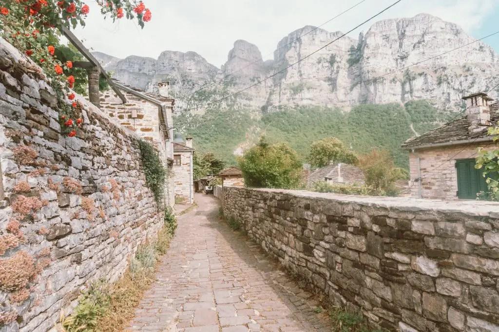 Papigo Village Greece