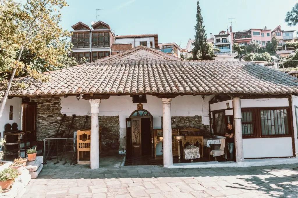 Latomou Monastery Thessaloniki