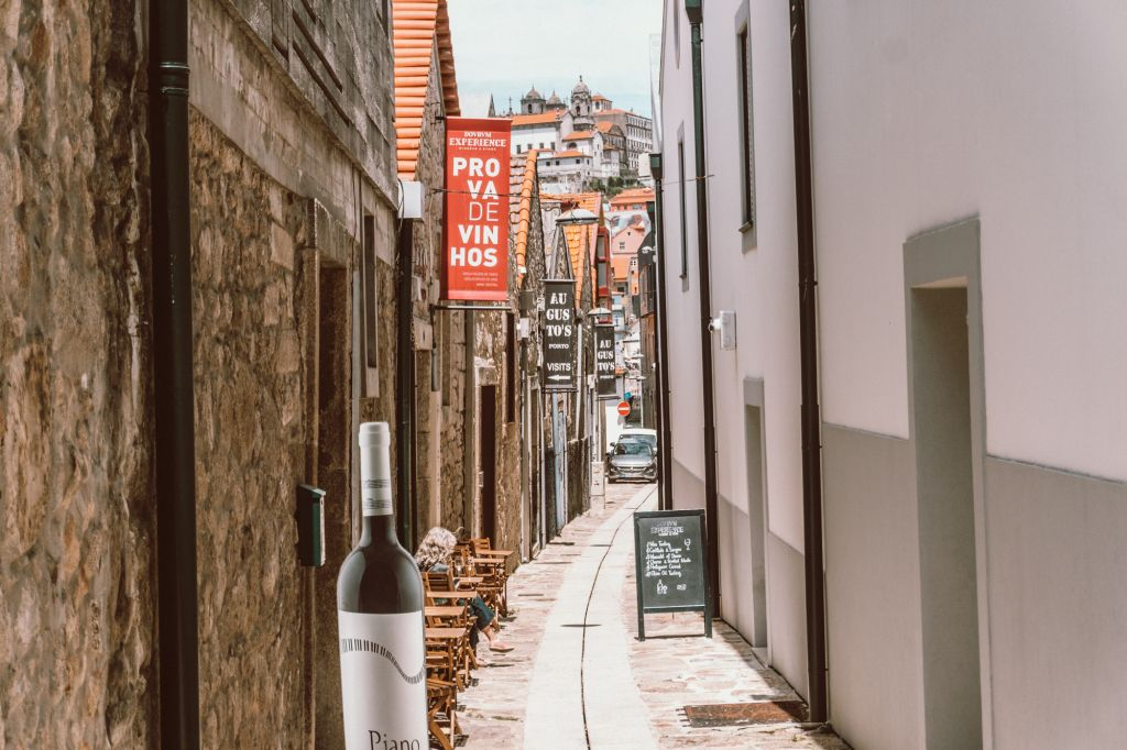 Streets of Gaia Porto