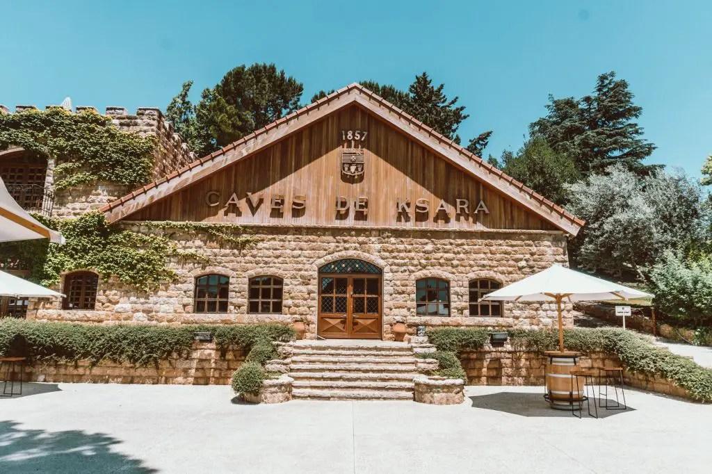 Ksara Winery Lebanon