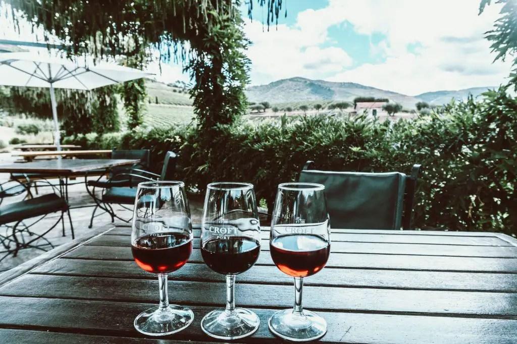 Croft Port Winery Porto Douro Valley