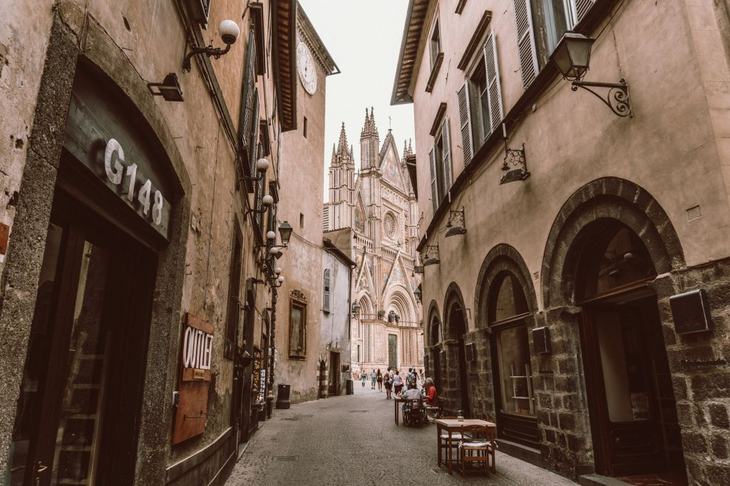 Beautiful Orvieto Italy