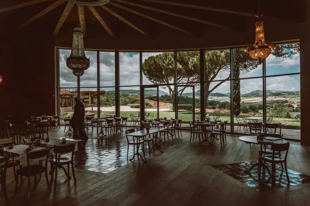 Bindella winery MOntepulciano Tuscany