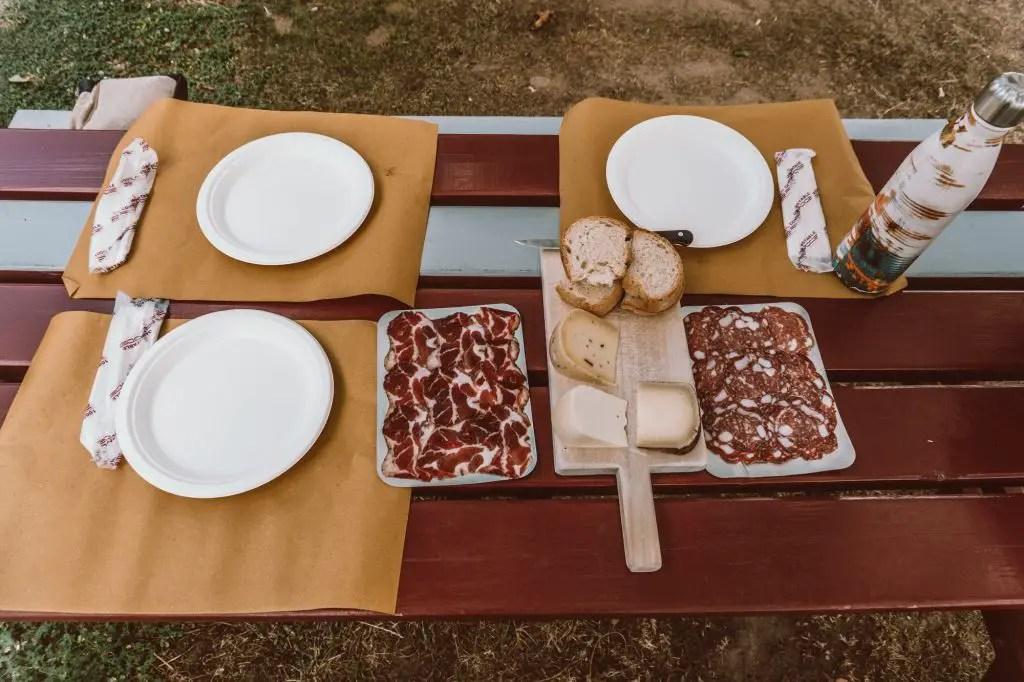 Cugusi Silvana farm Pienza pecorino cheese