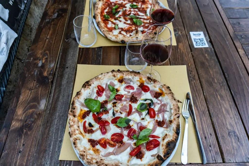 Lieviti Pizza Montepulciano