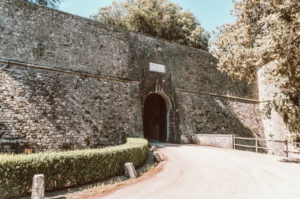 Castello Brolio Tuscany