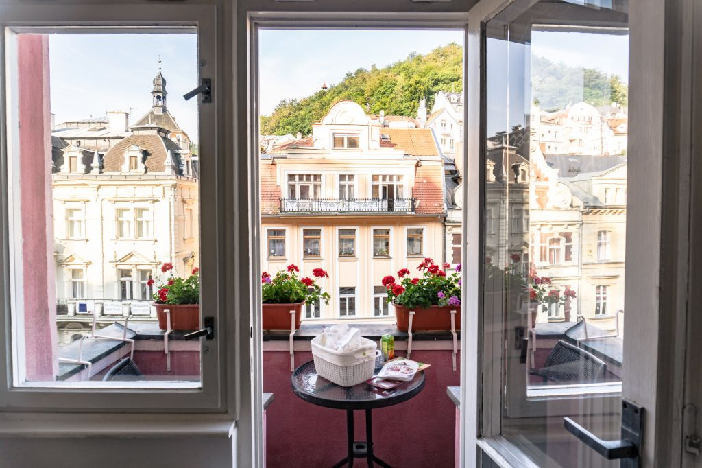 Madonna Apartments in Karlovy Vary