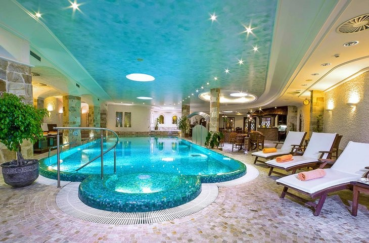 Karlovy Vary Carlsbad Plaza wellness spa