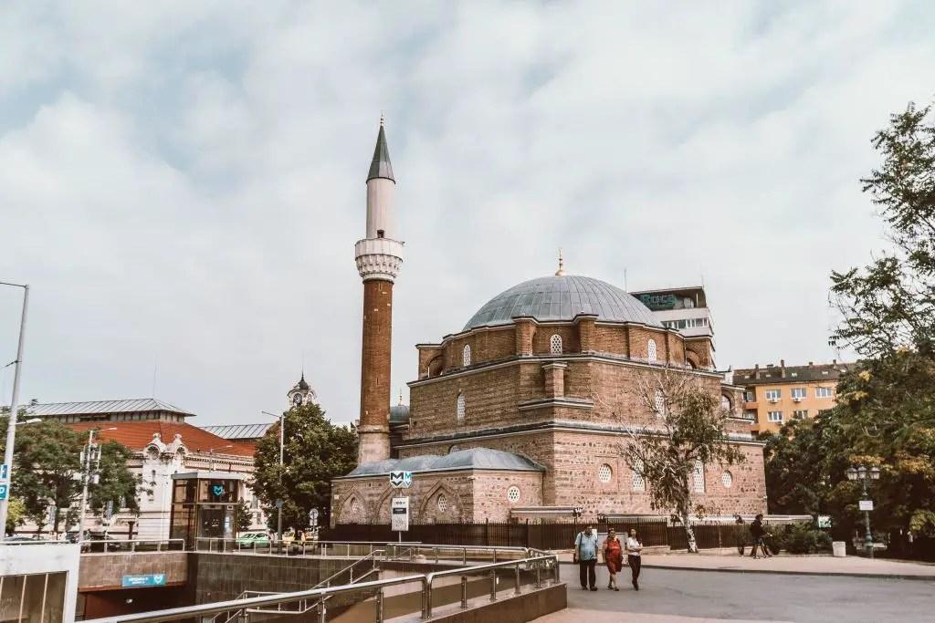 Mosque Sofia