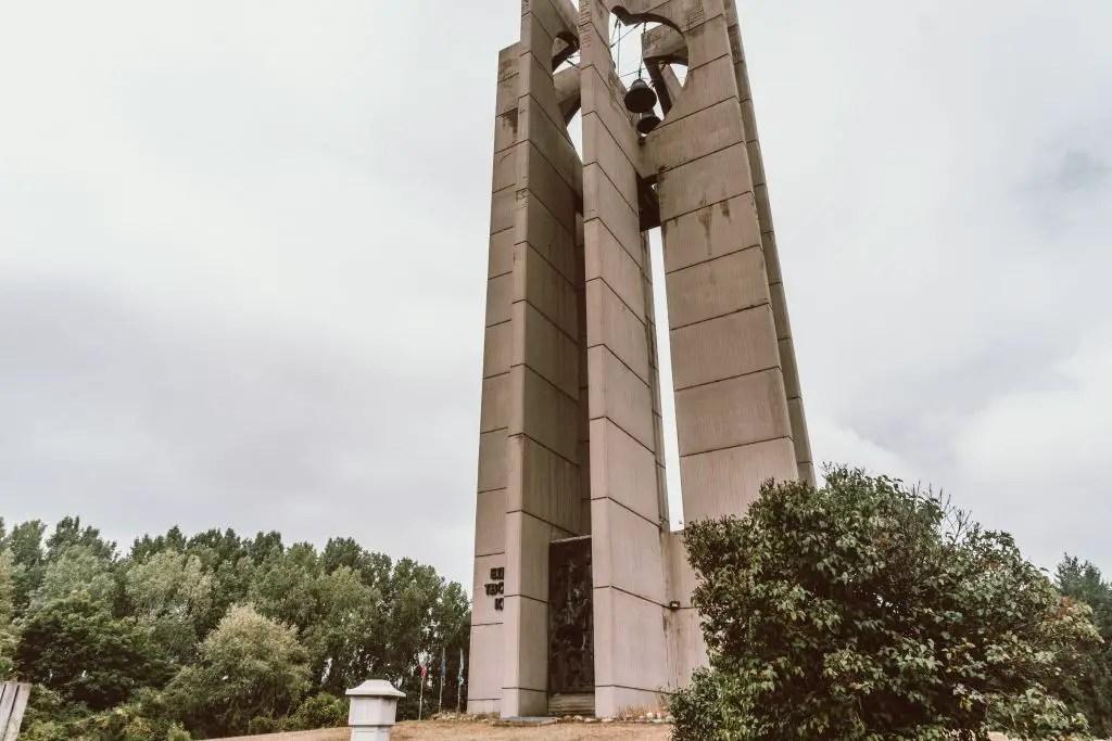 Bulgaria Bells Monument