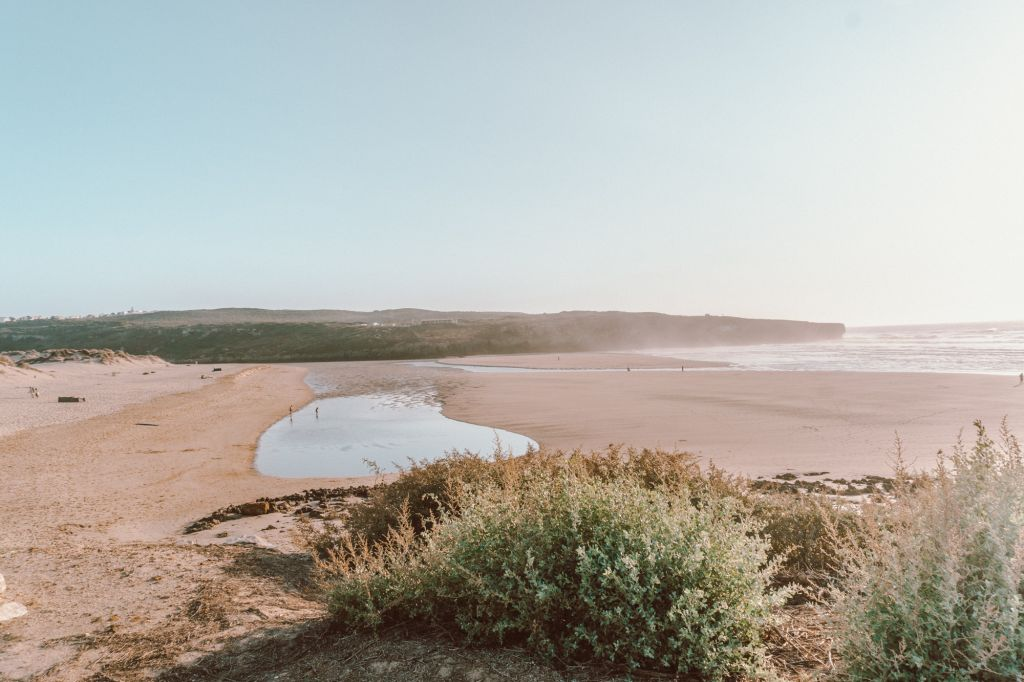 Praia do Amoreira Alentejo