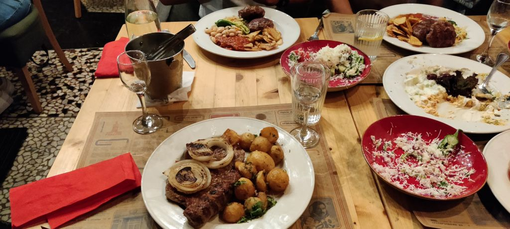 Rakija bar restaurant sofia