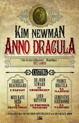 Anno Dracula - French edition