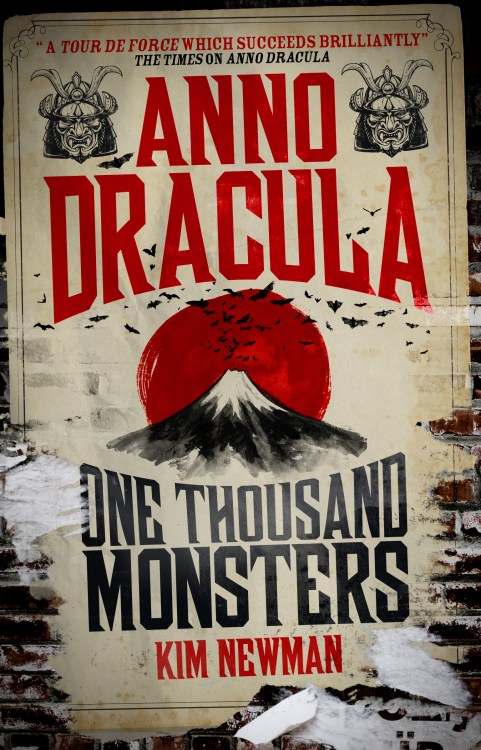 Anno Dracula: One Thousand Monsters