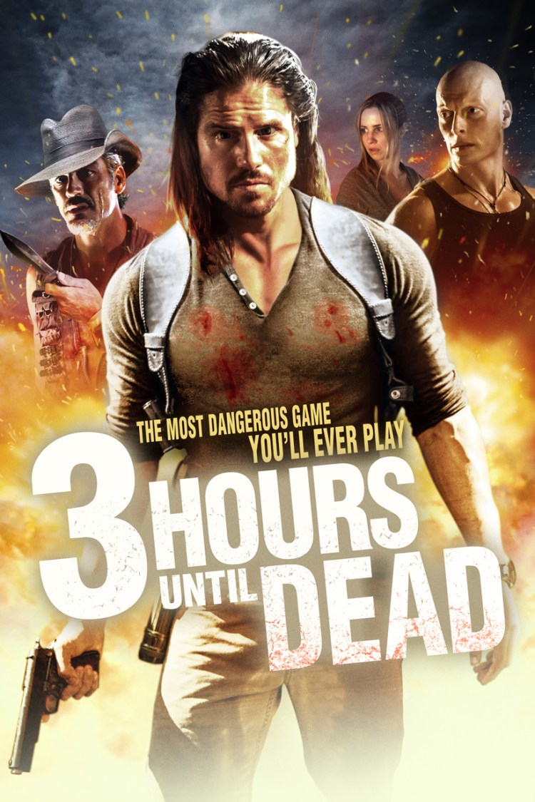 3 Hours Until Dead VOD Artwork