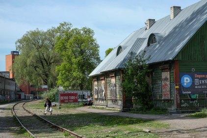 Tallinn-Baltijaam