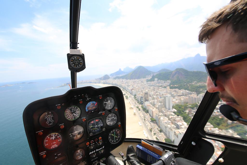 Helicopter tour Rio de Janeiro-11