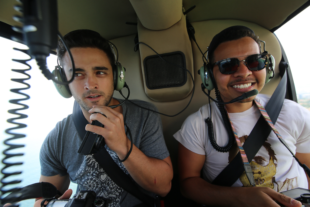 Helicopter tour Rio de Janeiro-6