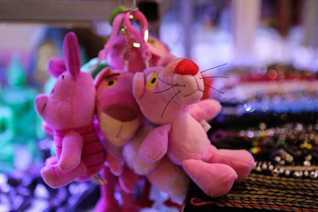 Siem Reap Market Pink Panter-1
