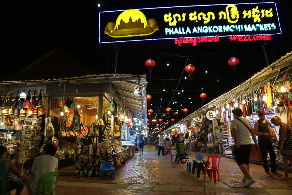 Siem Reap Night Market-3