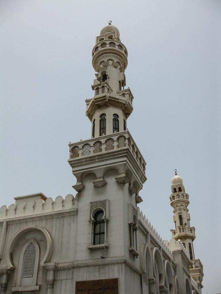 Bahrain Minaret Shaikh Isa bin Ali Mosque Muharraq-2