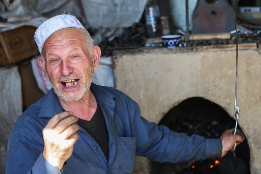 Blacksmith Istaravshan Tajikistan-5537
