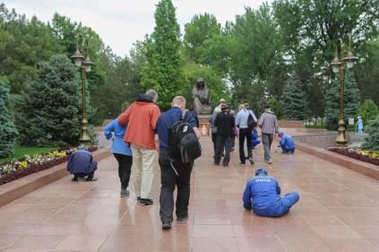 Eternal flame Tashkent-5451