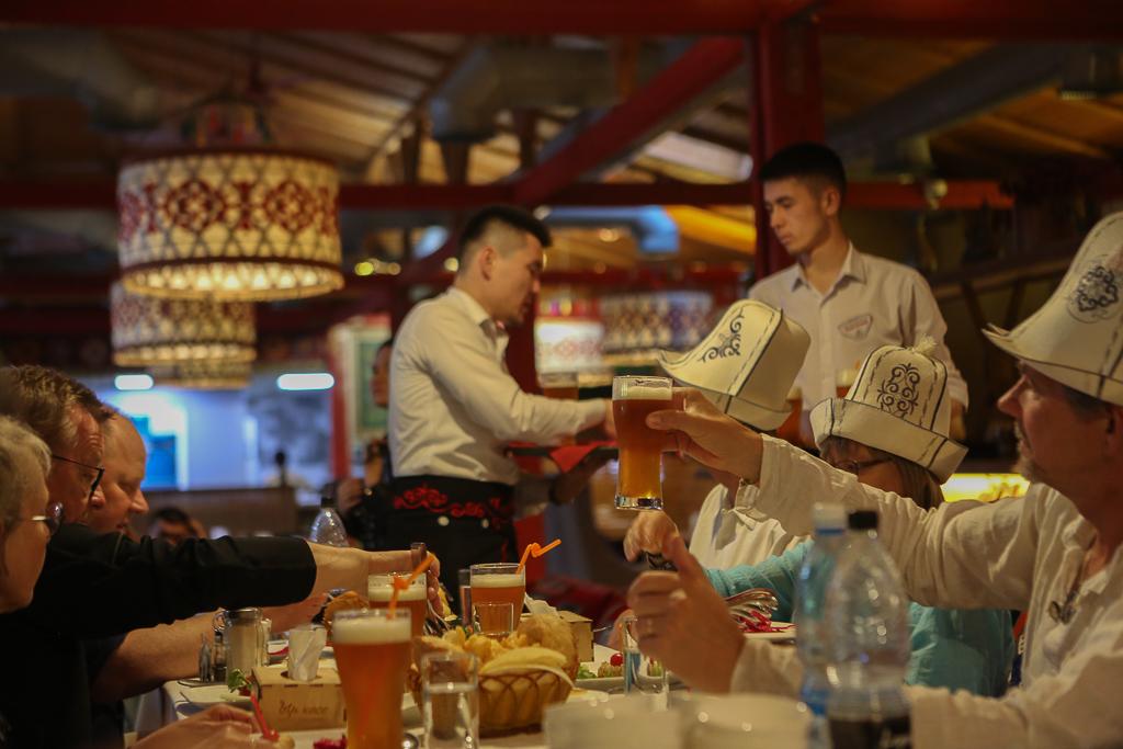 Farewell dinner Bishkek-6204