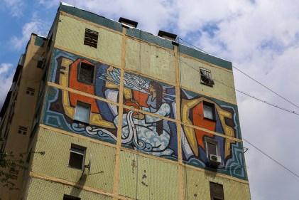Soviet Mosaic Tashkent-5479
