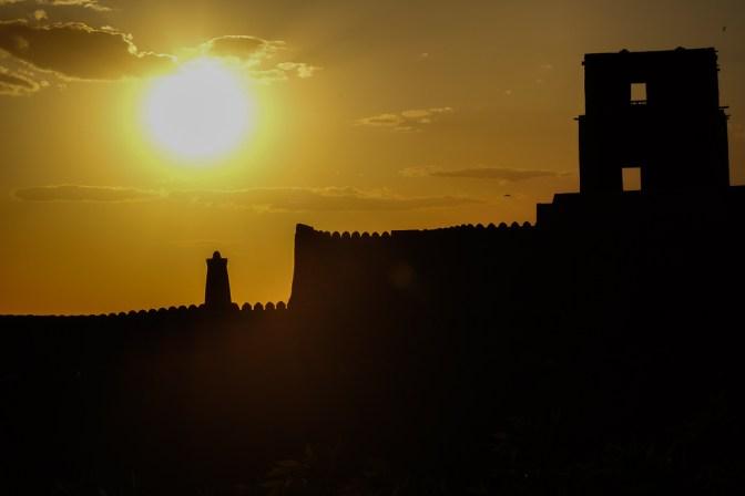 Sunset Khiva-0435