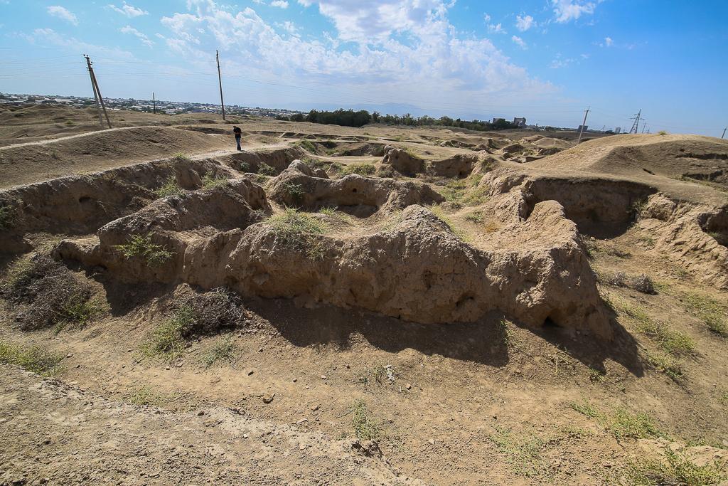Afrosiab Makaranda Samarkand Uzbekistan-1265