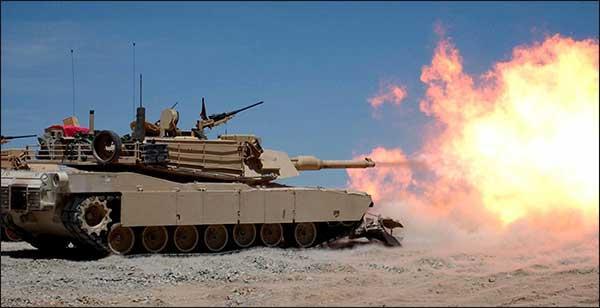 M1 main gun