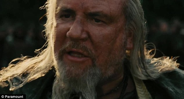 Ray Winstone as ''Tubal-Cain''