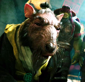 TMNT 2014 Splinter