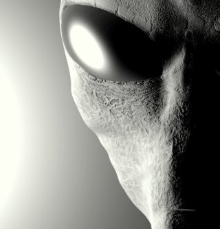alien grey reptilian