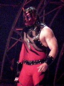 ugly wrestler