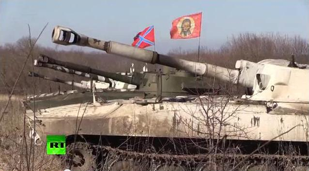 pro-russian separatists fight for christ