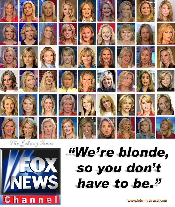 the blondes of fox news