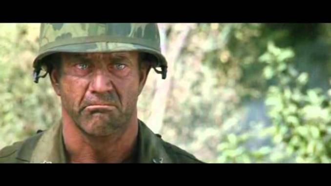 a movie review of we were soldiers Free essay: movie review: we were soldiers we all like to take a time out and sit down with our loved ones, and watch a heart touching movie every once in a.