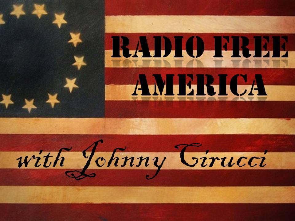Radio Free America logo