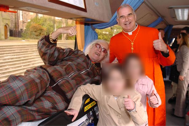 savile and cardinal keith o'brien