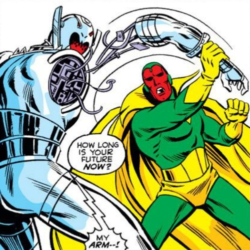 comic vision