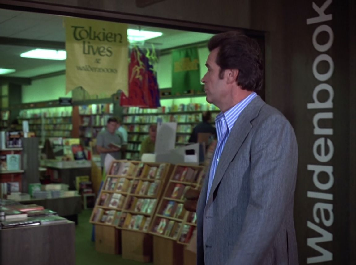 tolkien lives at waldenbooks on rockford 1977