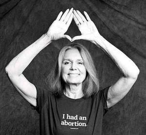 gloria steinem i had an abortion