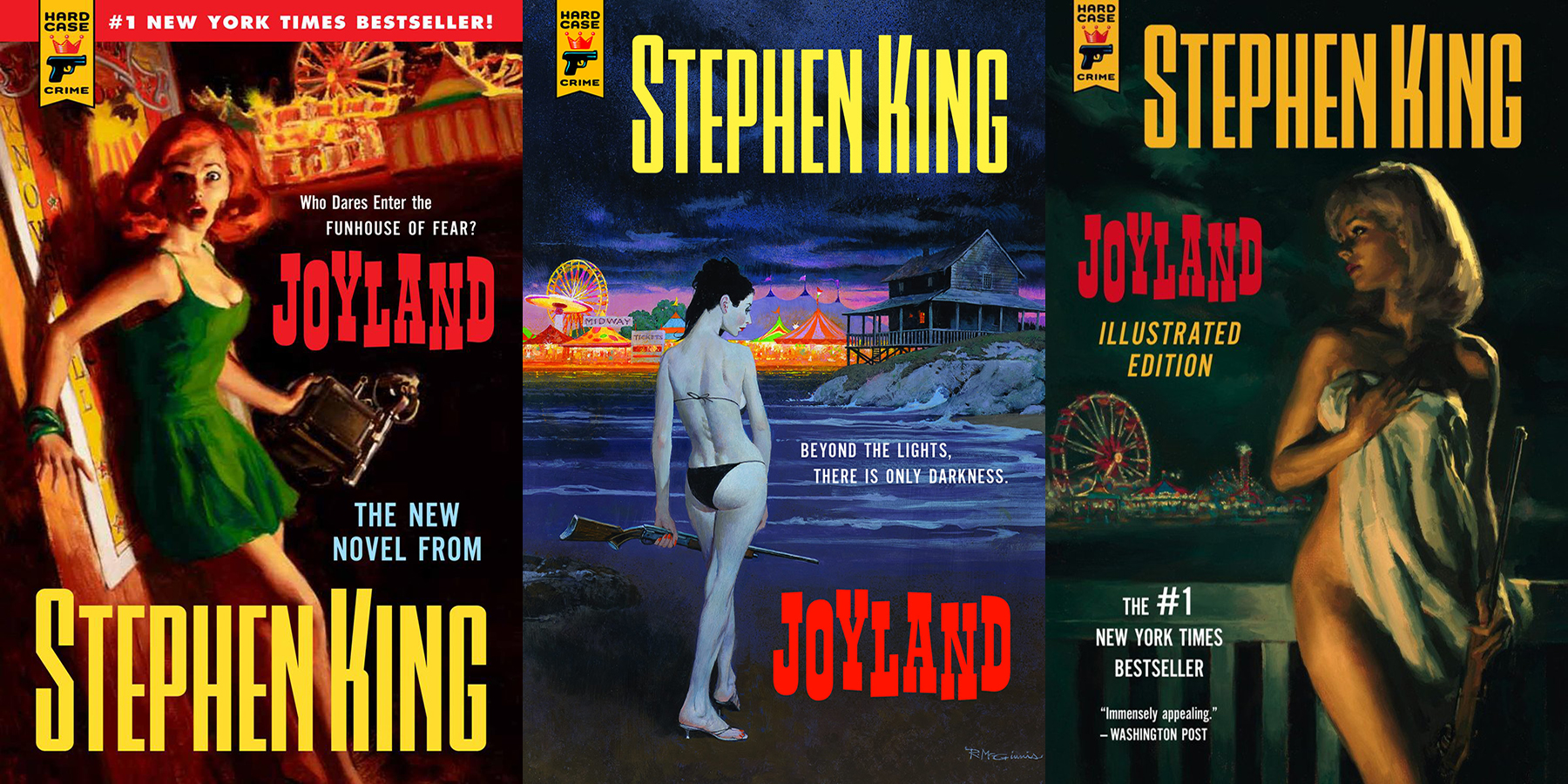 Image result for joyland alt cover